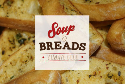 Soups & Breads